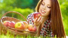 Можно ли яблоко на ночь во время сушки