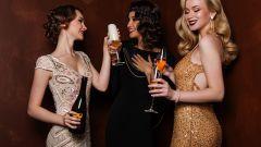 Почему на новый год принято пить шампанское