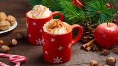 Какие новогодние кофейные напитки пользуются спросом