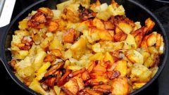 """Как пожарить картошку с корочкой: раскрываем """"бабушкин"""" секрет"""