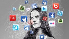 Самые популярные социальные сети в нашей стране