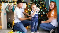 Как интересно встретить Новый год вместе с детьми