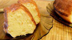 Супер-простой лимонный кекс: пошаговый рецепт с фото