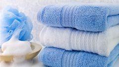 Почему махровые полотенца становятся жесткими