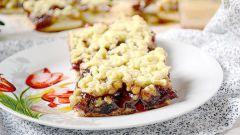 Тертый пирог с вареньем на скорую руку: как сделать вкусный десерт из песочного теста