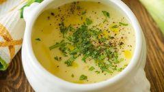 Вегетарианский луковый суп как источник здоровья
