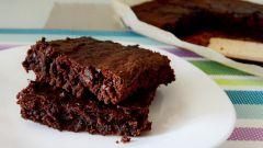 Брауни: пошаговый рецепт с фото