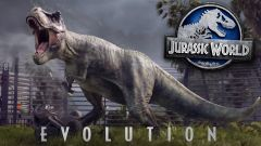 Обзор игры «Jurassic World Evolution»