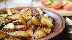 Вкуснейшая картошка по-деревенски за 20 минут: пошаговый рецепт с фото