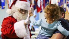 5 новогодних конкурсов для детей