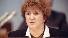 Старовойтова Галина Васильевна: биография, карьера, личная жизнь