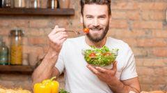 Мужская диета для похудения