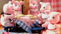 Как сшить мягкую игрушку свинку