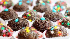 Как приготовить домашние конфеты «Бригадейро»
