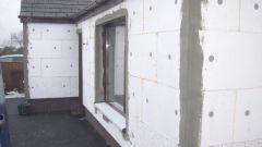 Как готовить наружные стены к утеплению пенопластом