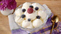 Как сделать творожно-сметанный крем для украшения выпечки и тортов