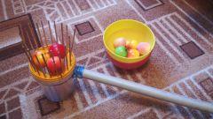 Как сделать устройство для сбора ягод, райских яблок, ежевики, шиповника и тёрна