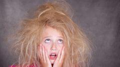 Как вылечить сожженные краской волосы