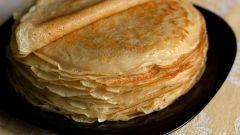 Как приготовить вкусные блины на майонезе