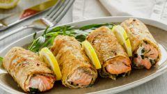Как приготовить рыбу, запеченную в лаваше