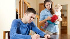 Что делать, если муж не дает денег на ребенка