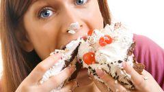 Как не объедаться на праздники