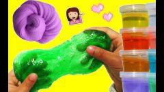 Как с ребенком сделать лизуна дома