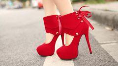 Как скрыть недостатки фигуры с помощью обуви