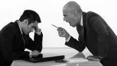 Как поступить, если начальник постоянно кричит