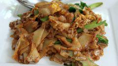 Как приготовить закуску из кальмаров с овощами