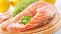 Как приготовить красную рыбу в духовке