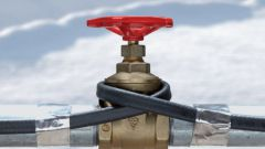 Как сделать подогрев водопровода