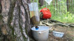 Как сделать фильтры грубой и тонкой очистки воды
