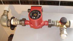 Как сделать водяной насос для отопления