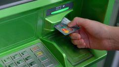 Где на Украине снять деньги с карты Сбербанка