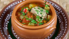 Как приготовить суп в горшочках в духовке