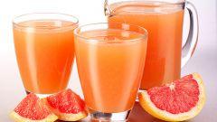 Как пить грейпфрутовый сок для похудения: рецепт на ночь