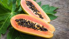 Как похудеть с помощью папайи