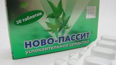 Как принимать таблетки «Ново-Пассит»