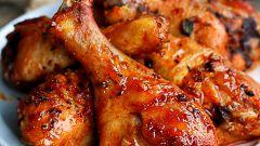 Как легко пожарить курицу на сковороде