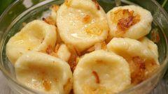 Как приготовить ленивые вареники с картофелем