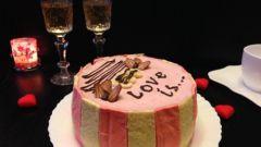 Как приготовить торт Love is...