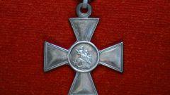 Георгиевский крест: история и описание
