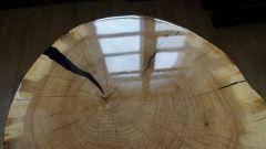 Как подготовить древесину под заливку эпоксидной смолой