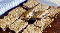 Как приготовить очень вкусное овсяное печенье в домашних условиях