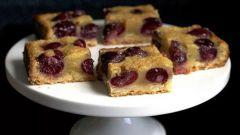 Как приготовить печенье с вишней внутри: пошаговый рецепт