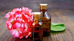 Как правильно использовать эфирное масло герани для волос