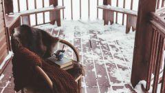 Как утеплить холодную веранду изнутри