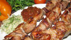 Как приготовить шашлык из свинины на кефире