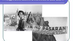 Гражданская война в Испании: участники, причины и итоги